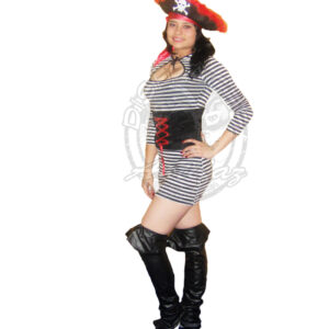 Antifaz Disfraces Bogota Pirata
