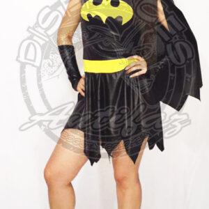 disfraz BatiChica disfraz mujer disfraz super heroes