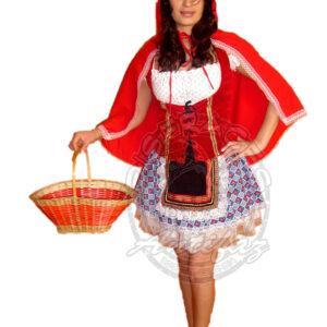 Disfraces Caperucita Roja