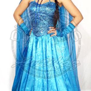 Disfraces Princesa Elsa Disney