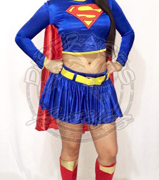 Disfraces Super Chica