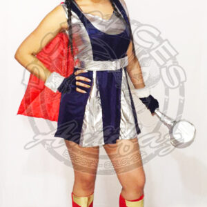 Disfraces Thor Mujer