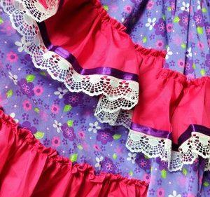 Disfraces Chapolera Mujer-Region Andina
