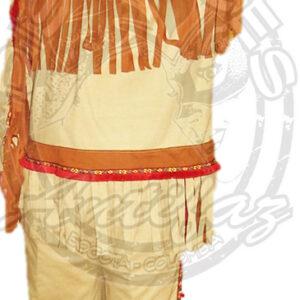 Disfraces indio