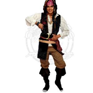 Disfraces pirata