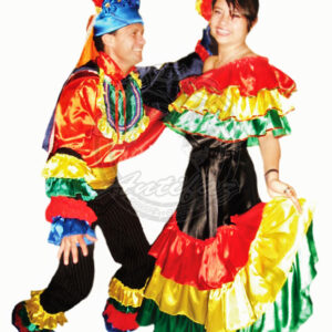 Antifaz Disfraces Bogota Carnaval de Barranquilla