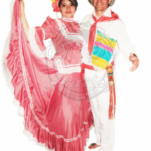 Antifaz Disfraces Bogota Cumbia Mujer - Region Caribe