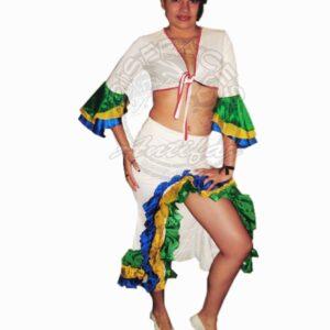 Antifaz Disfraces Bogota Mambo Mujer - Cuba (2)