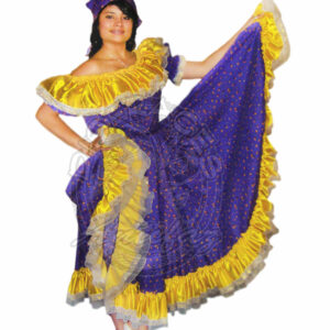 Antifaz Disfraces Bogota Mazurca Mujer - Region Pacifica