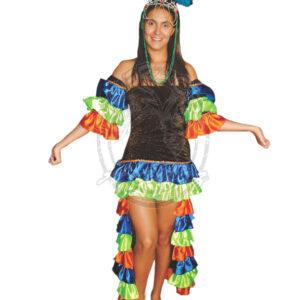 Antifaz Disfraces Bogota Samba Carnaval - Brasil