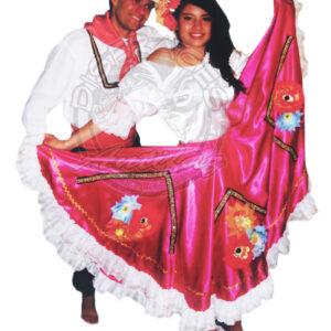 antifaz disfraces bogota Sanjuanero - Region Andina