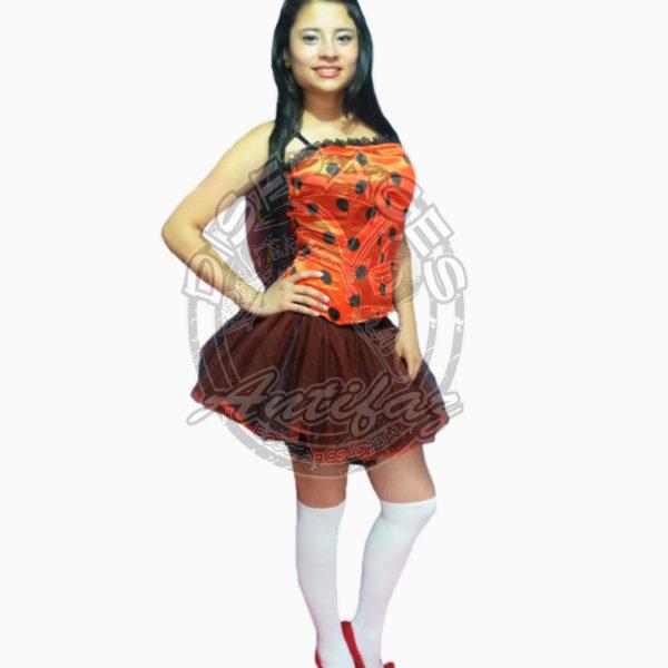Mariquita Antifaz Disfraces Bogota