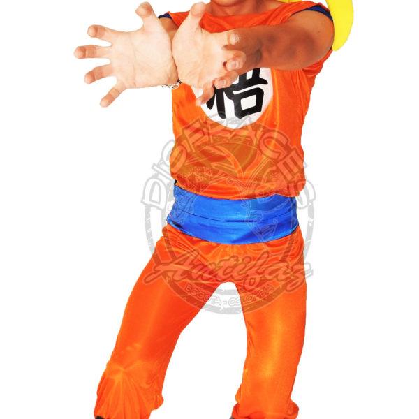 Antifaz Disfraces Bogota Goku Dragon Ball Z
