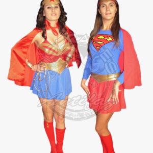 Antifaz Disfraces Bogota Mujer Maravilla-Super chicas