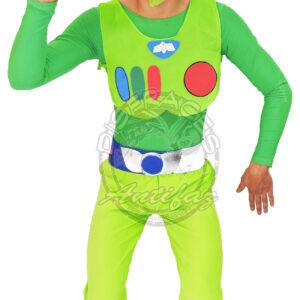 Antifaz Disfraces Bogota Toy Story Marcianos