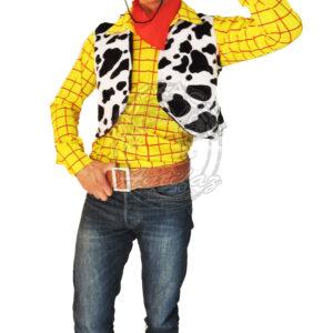 Antifaz Disfraces Bogota Woody Toy Story