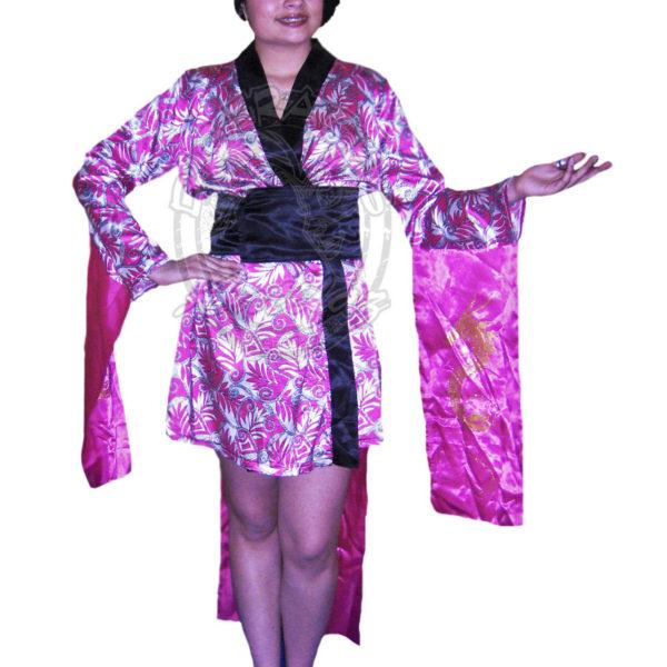 Disfraz Japonesa-china-geisha Antifaz Disfraces Bogota