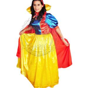 Princesa Blanca Nieves Antifaz Disfraces Bogota 1